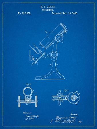 cole-borders-antique-microscope-patent