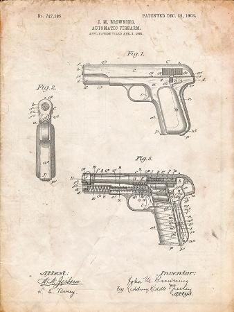 cole-borders-browning-no-2-handgun-patent