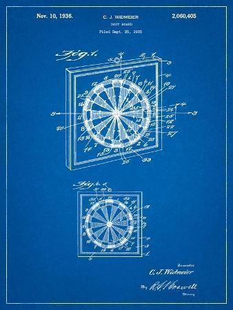 cole-borders-dart-board-1936-patent