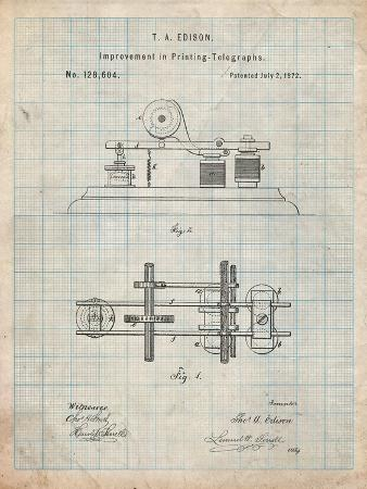 cole-borders-edison-printing-telegraph-patent-art
