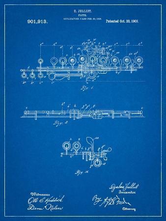cole-borders-flute-1908-patent