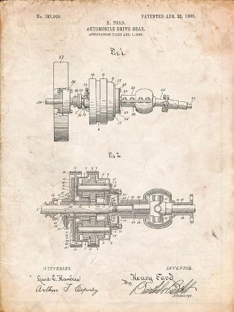 cole-borders-ford-drive-gear-patent-art