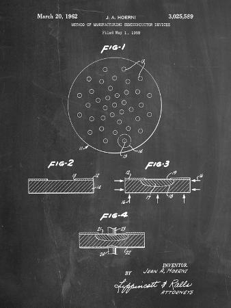 cole-borders-transistor-semiconductor-patent