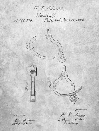 cole-borders-vintage-police-handcuffs-patent