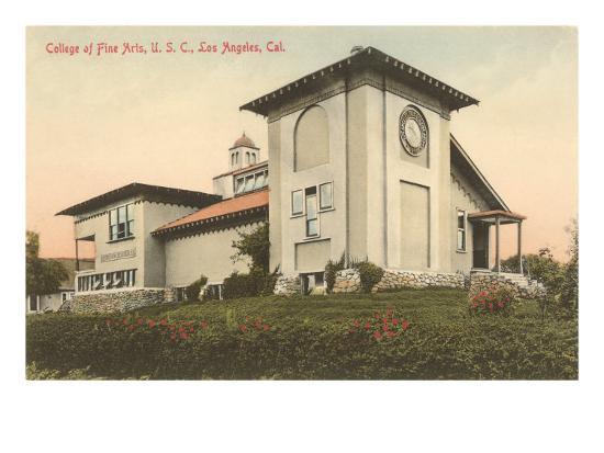 college-of-fine-arts-usc-los-angeles-california
