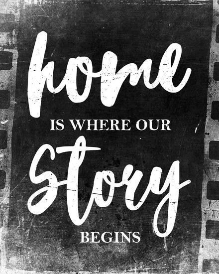 Home Is Where Our Story Begins Film