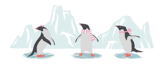 color-me-happy-minimalist-penguin-trio-girls