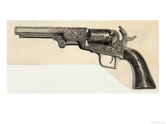 colt-s-revolving-pistol