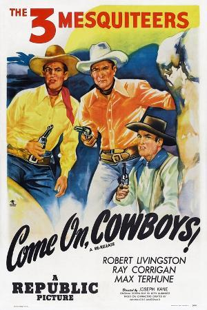 come-on-cowboys-from-left-robert-livingston-ray-corrigan-max-terhune-1937