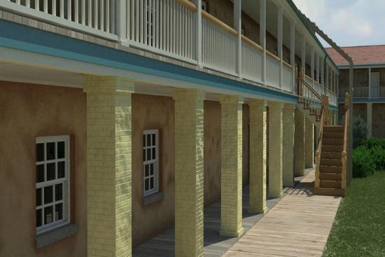 computer-graphic-recreation-of-the-balustrade-in-front-of-the-north-barracks-in-fort-moultrie
