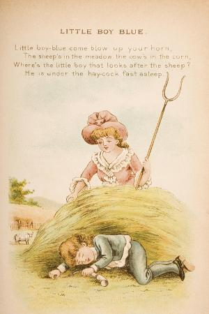 constance-haslewood-little-boy-blue-from-old-mother-goose-s-rhymes-and-tales-published-by-frederick-warne-and