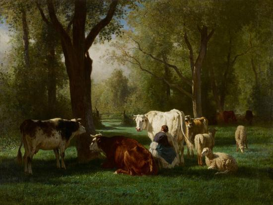 constant-emile-troyon-landscape-with-cattle-and-sheep-1852-8