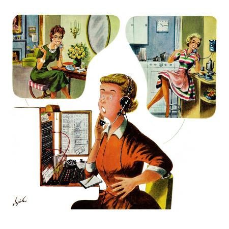 constantin-alajalov-eavesdropping-operator-april-7-1962