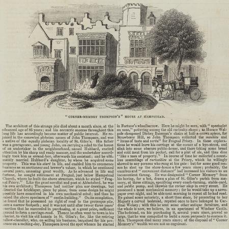 corner-memory-thompson-s-house-at-hampstead