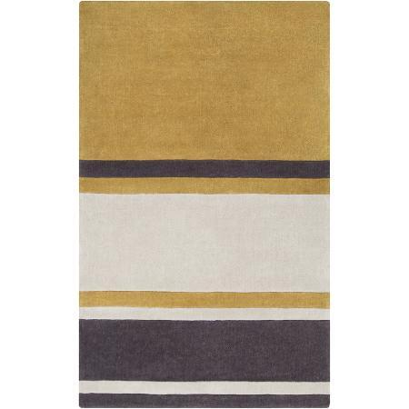 cosmopolitan-stripes-area-rug-gold-charcoal-5-x-8