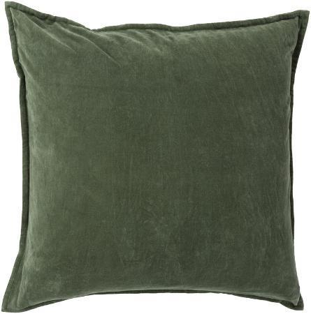 cotton-velvet-poly-fill-pillow-emerald