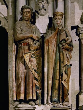 count-ekkehard-and-countess-uta-donor-figures-from-the-west-choir-13th-century