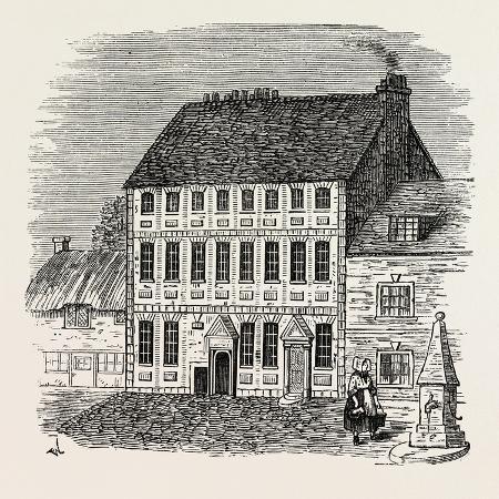 cowper-s-house