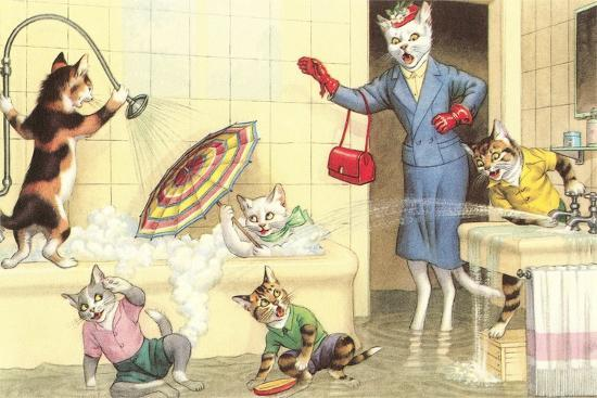 crazy-cats-in-the-bathtub