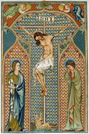 crucifixion-early-14th-century