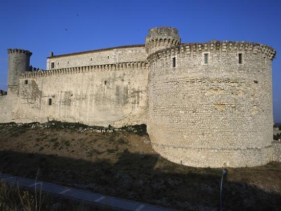 cuellar-castle-castile-and-leon-spain-13th-16th-century