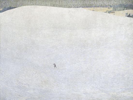 cuno-amiet-schneelandschaft-paysage-de-neige-dit-aussi-grosser-winter-grand-hiver