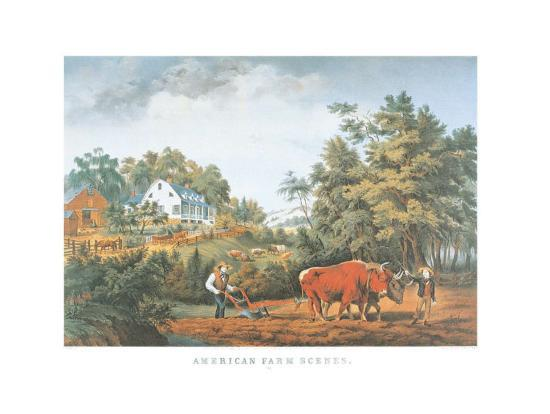 currier-ives-american-farm-scenes
