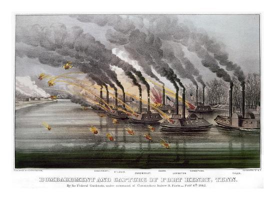 currier-ives-civil-war-fort-henry-1862