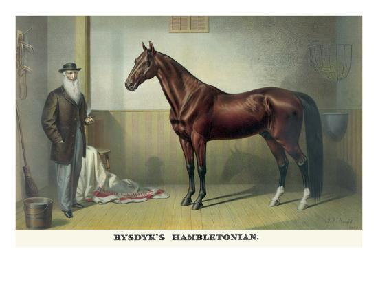 currier-ives-rysdyk-s-hambletonian