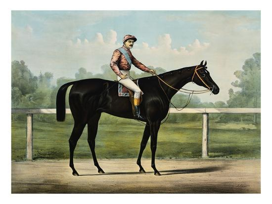 currier-ives-the-great-racer-kingston