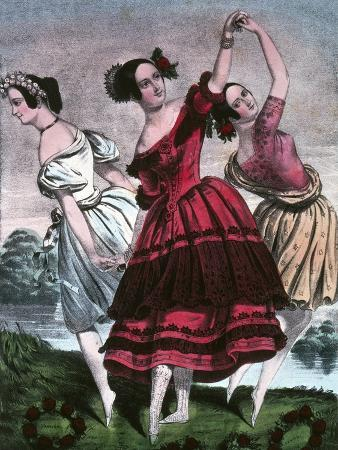 currier-ives-the-three-graces
