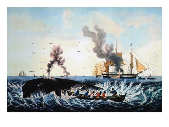 currier-ives-the-whale-fishery