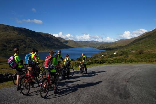 cyclists-above-lough-nafooey-shot-from-the-county-mayo-side-of-the-border