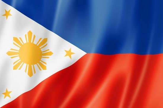 Philippines Flag Art Print By Daboost At