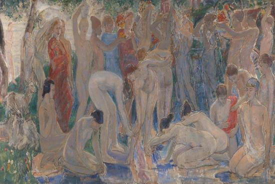 dame-ethel-walker-decoration-the-excursion-of-nausicaa