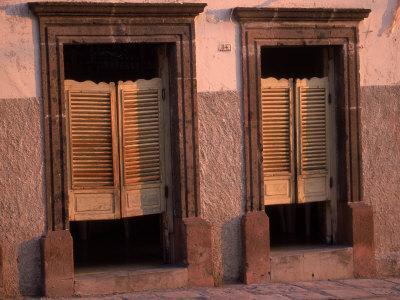 dan-gair-saloon-doors-san-miguel-mexico & Saloon Doors San Miguel Mexico Photographic Print by Dan Gair at ...