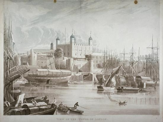 daniel-havell-tower-of-london-1819