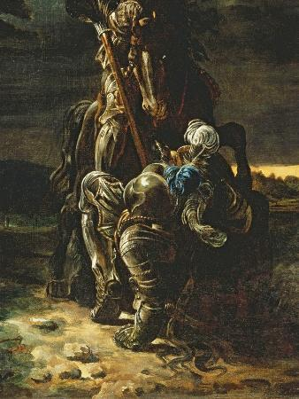 daniel-maclise-and-in-the-first-career-they-ran-the-elfin-knight-fell-horse-and-man