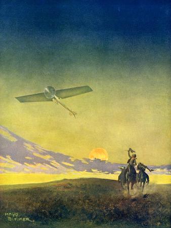daniel-mayo-bunker-the-stranger-1913
