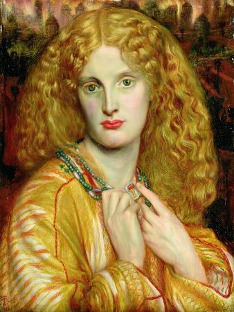 dante-gabriel-rossetti-helen-of-troy-1863