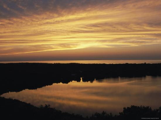 darlyne-a-murawski-sunset-view-of-ocean-and-scargo-lake-looking-north-from-scargo-tower-the-highest-point-on-cape-cod