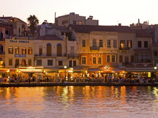 darrell-gulin-the-old-harbor-chania-crete-greece