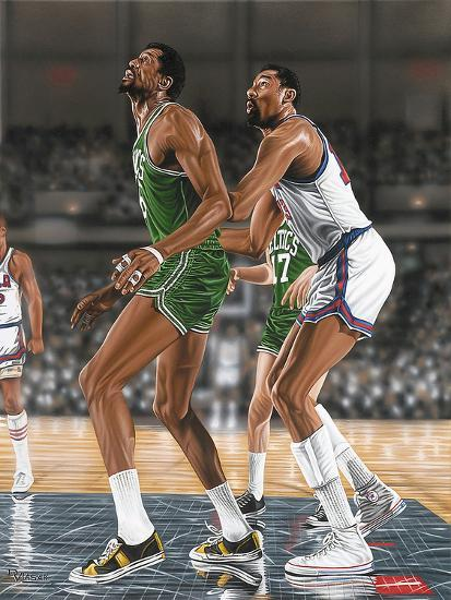 bill russell coloring pages - photo#5