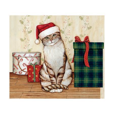 david-cater-brown-christmas-kitty-iii