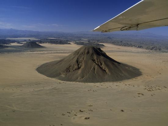 david-evans-aerial-view-of-a-landing-strip-and-a-volcanic-mountain-formation