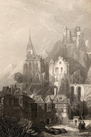 david-roberts-trarbach-engraved-by-e-i-roberts-illustration-from-the-pilgrims-of-the-rhine-published-1840
