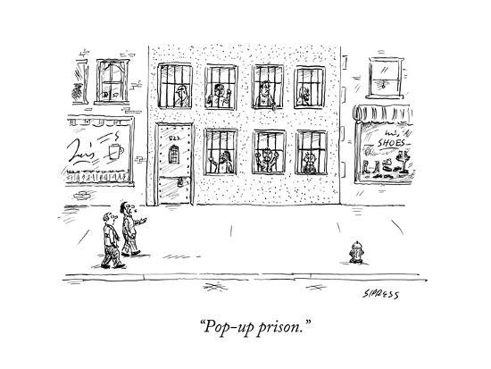 david-sipress-pop-up-prison-new-yorker-cartoon