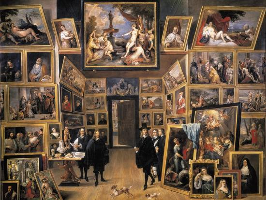 david-teniers-the-younger-archduke-leopold-wilhelm-in-his-picture-gallery