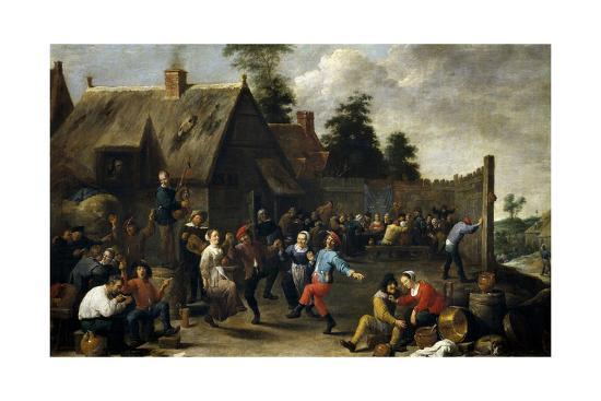 david-teniers-the-younger-fiesta-y-comida-de-aldeanos-1637-flemish-school
