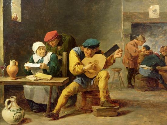 david-teniers-the-younger-peasants-making-music-in-an-inn-c-1635